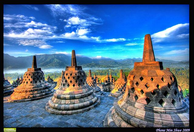 ボロブドゥール寺院遺跡群の画像 p1_26