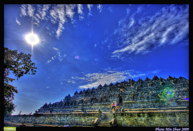 ボロブドゥール寺院遺跡群の画像 p1_12