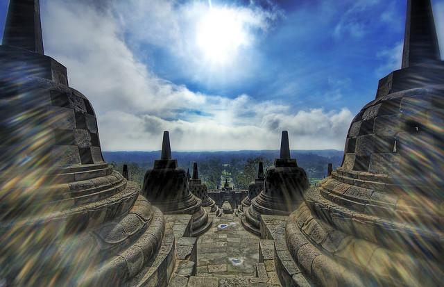 ボロブドゥール寺院遺跡群の画像 p1_7