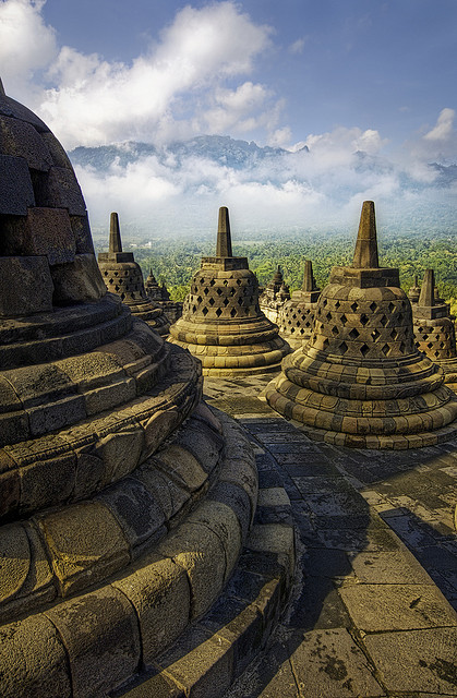 ボロブドゥール寺院遺跡群の画像 p1_16