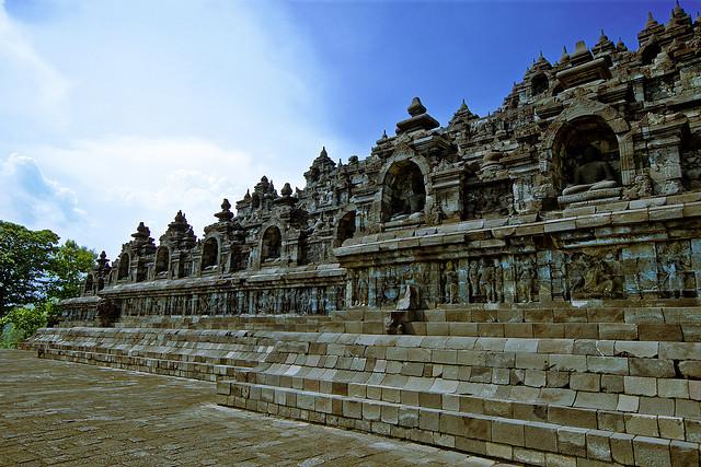 ボロブドゥール寺院遺跡群の画像 p1_23