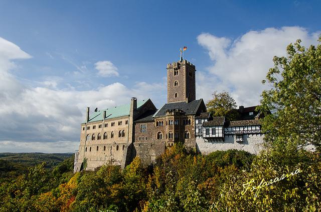 ヴァルトブルク城の画像 p1_27