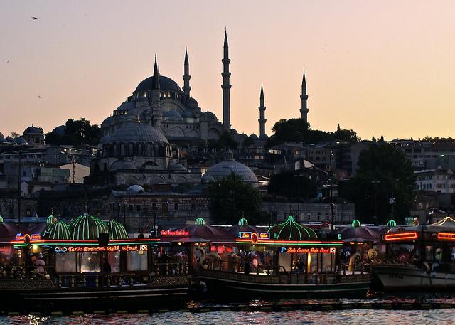 イスタンブール歴史地域の絶景画像