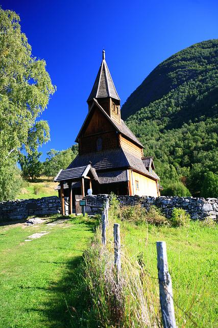 ウルネスの木造教会の画像 p1_13