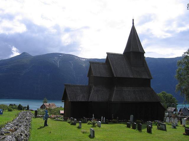ウルネスの木造教会の画像 p1_6