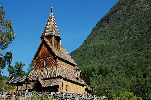 ウルネスの木造教会の画像 p1_5