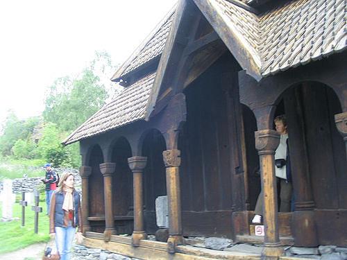 ウルネスの木造教会の画像 p1_7