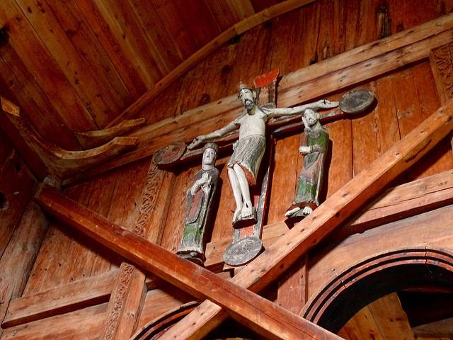 ウルネスの木造教会の画像 p1_16