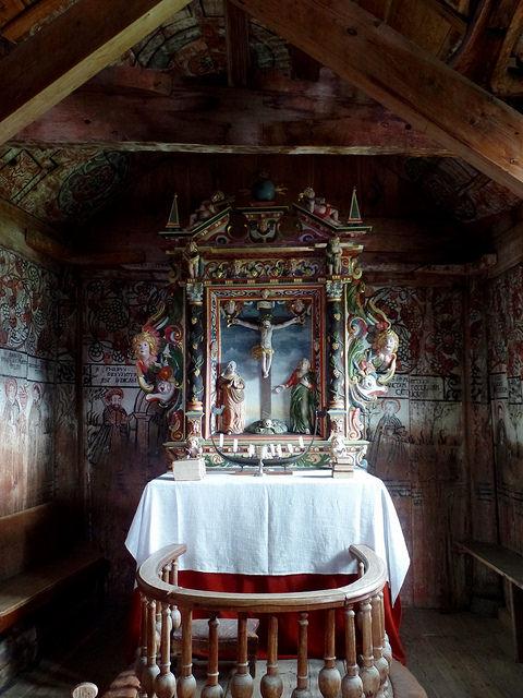 ウルネスの木造教会の画像 p1_10