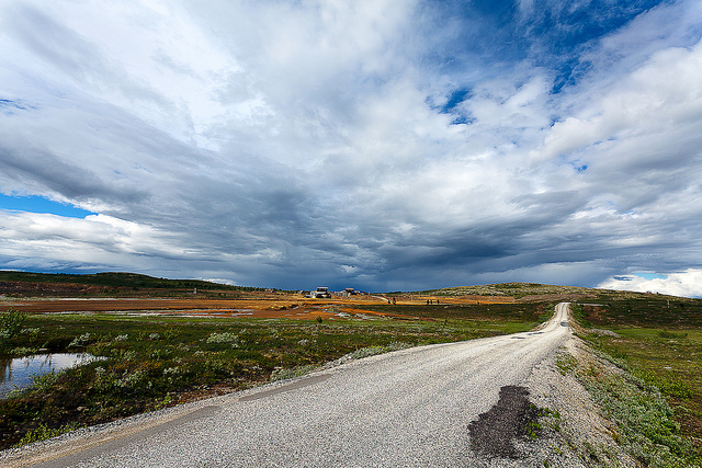 世界遺産 レーロース鉱山都市 レーロース鉱山都市... レーロース鉱山都市の絶景写真画像 ノルウ