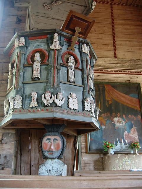 ペタヤヴェシの古い教会の画像 p1_35