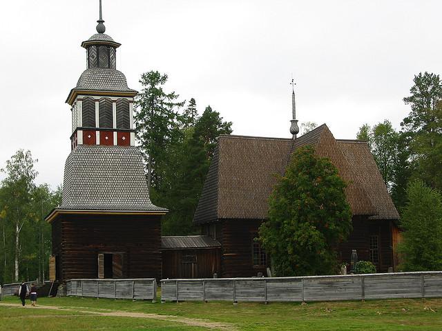 ペタヤヴェシの古い教会の画像 p1_22