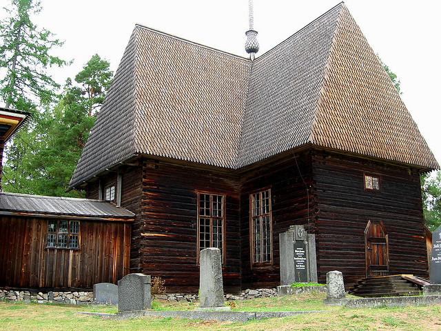 ペタヤヴェシの古い教会の画像 p1_23