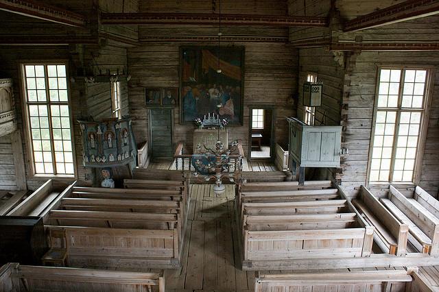 ペタヤヴェシの古い教会の画像 p1_14