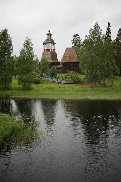ペタヤヴェシの古い教会の画像 p1_32