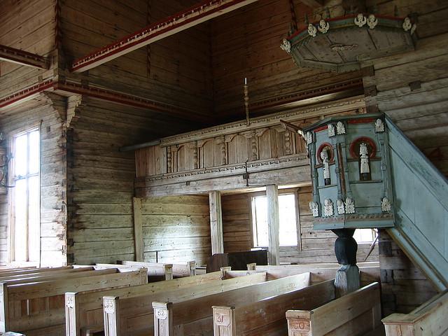 ペタヤヴェシの古い教会の画像 p1_27