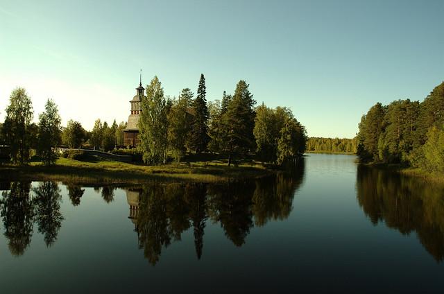 ペタヤヴェシの古い教会の画像 p1_15