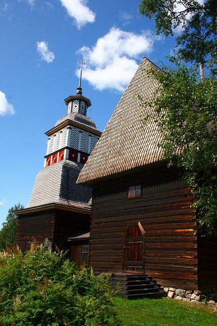 ペタヤヴェシの古い教会の画像 p1_31
