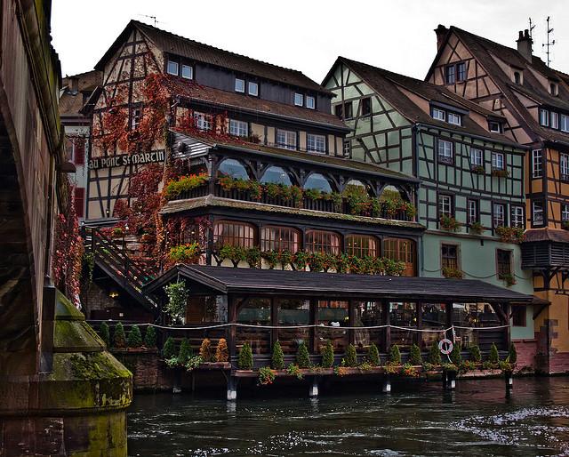 for Strasbourg architecture