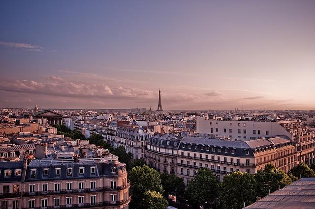 フランスの街並み その2