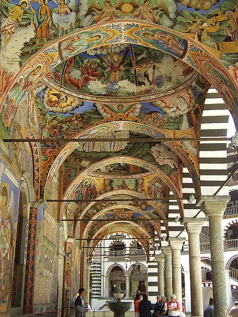 リラ修道院の画像 p1_40