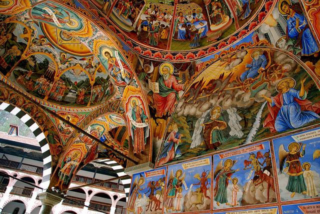 リラ修道院の画像 p1_20