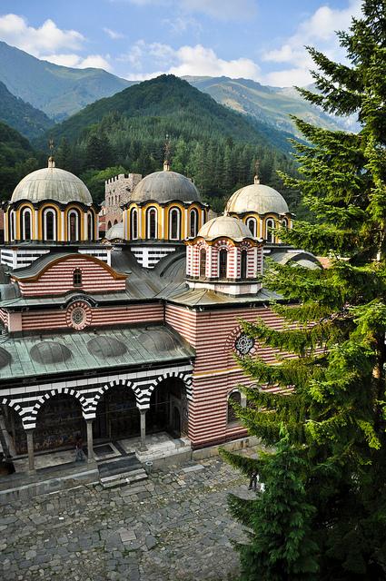 リラ修道院の画像 p1_14