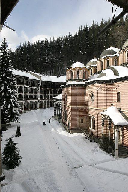 リラ修道院の画像 p1_16