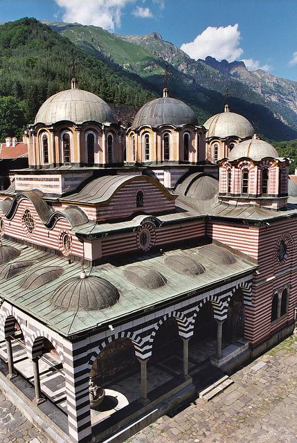 リラ修道院の画像 p1_15