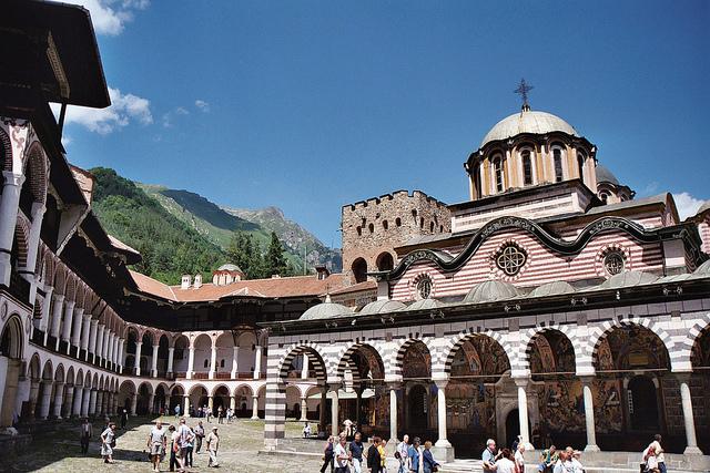 リラ修道院の画像 p1_26