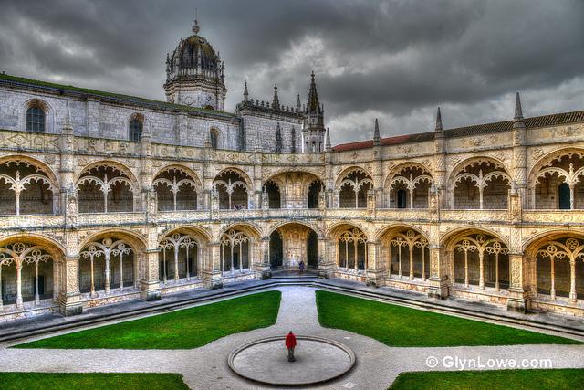 リスボンのジェロニモス修道院とベレンの塔の画像 p1_28