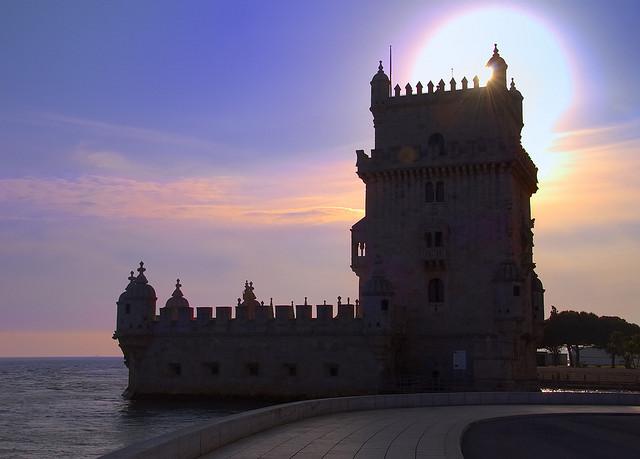 リスボンのジェロニモス修道院とベレンの塔の画像 p1_26
