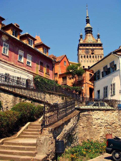 ルーマニアの絶景画像