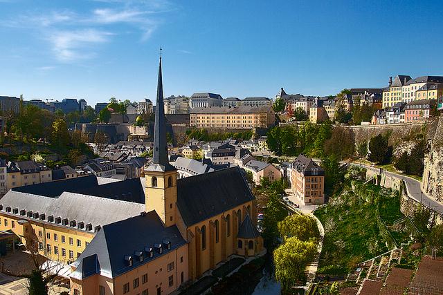 ルクセンブルク市