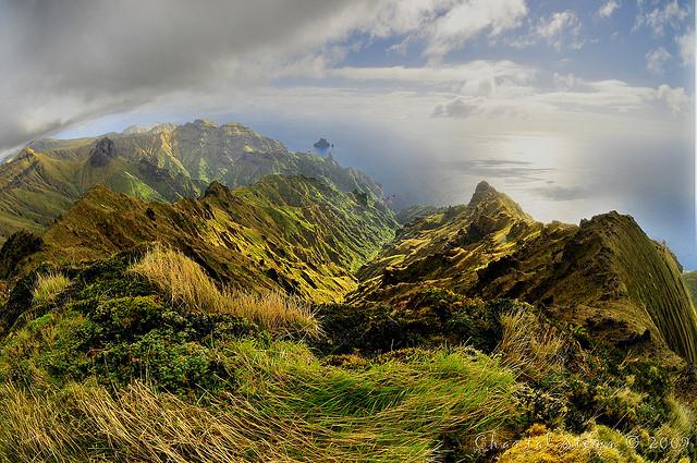 420位ゴフ島及びインアクセシブル島の絶景画像