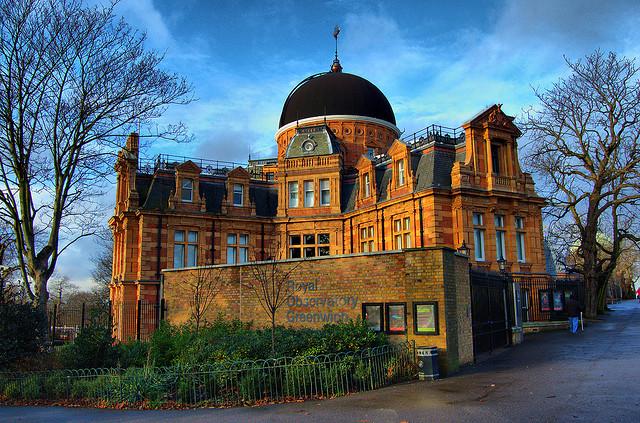世界遺産 グリニッジ天文台 河港都市グリニッジの... 河港都市グリニッジの絶景写真画像 イギリ