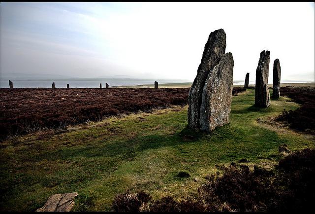 オークニー諸島の新石器時代遺跡中心地の画像 p1_10
