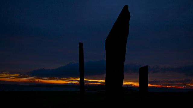 オークニー諸島の新石器時代遺跡中心地の画像 p1_1