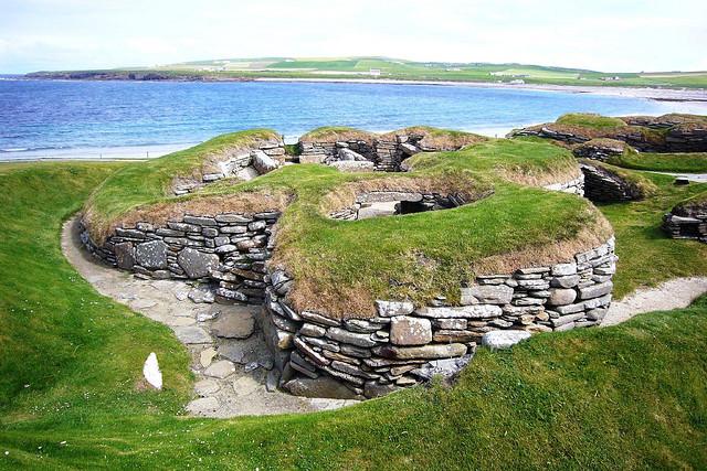 オークニー諸島の新石器時代遺跡中心地の画像 p1_22