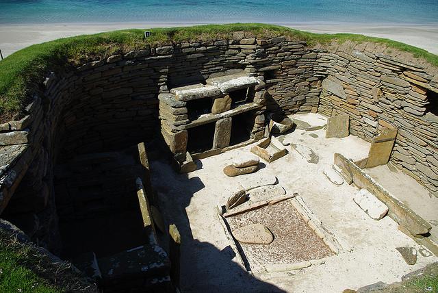 オークニー諸島の新石器時代遺跡中心地の画像 p1_4