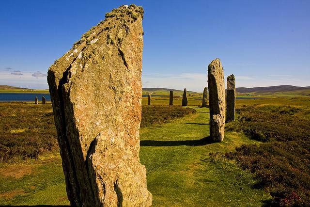 オークニー諸島の新石器時代遺跡中心地の画像 p1_8
