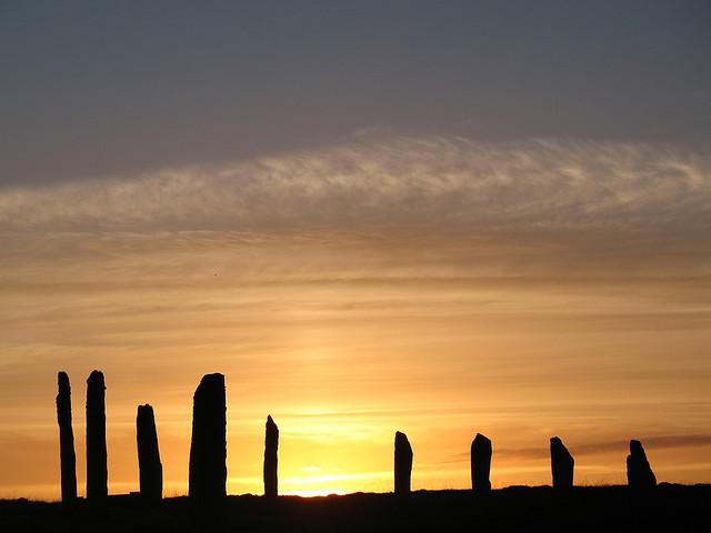 オークニー諸島の新石器時代遺跡中心地の画像 p1_9