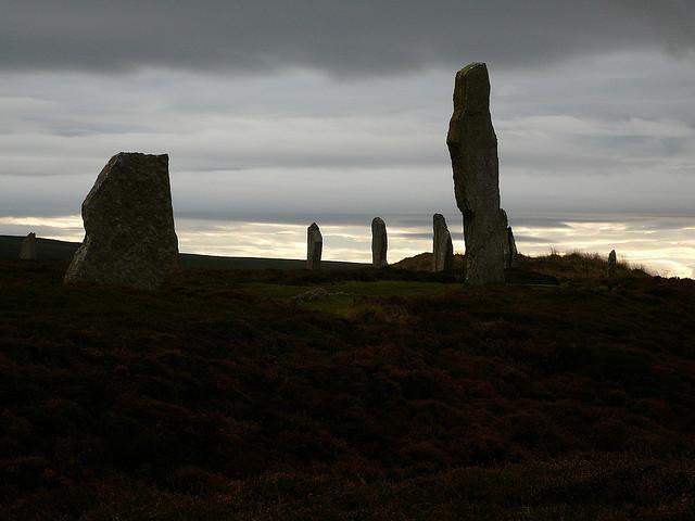 オークニー諸島の新石器時代遺跡中心地の画像 p1_3