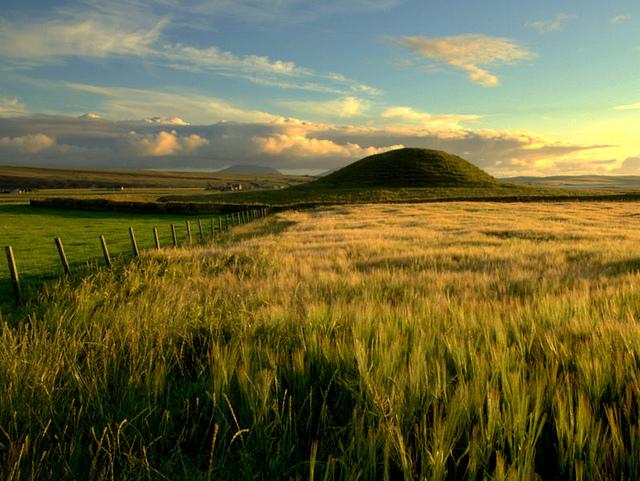 オークニー諸島の新石器時代遺跡中心地の画像 p1_12