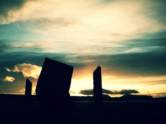 オークニー諸島の新石器時代遺跡中心地の画像 p1_13