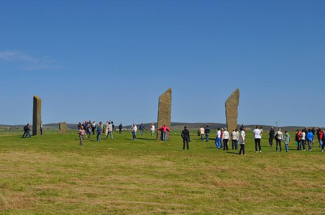 オークニー諸島の新石器時代遺跡中心地の画像 p1_5