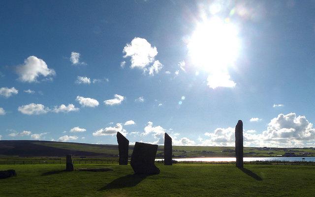 オークニー諸島の新石器時代遺跡中心地の画像 p1_11