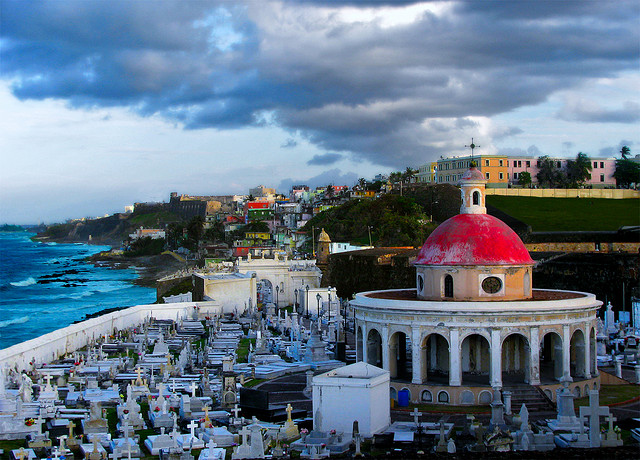プエルトリコの絶景画像
