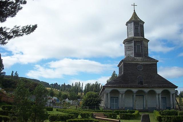 チロエの教会群の画像 p1_9