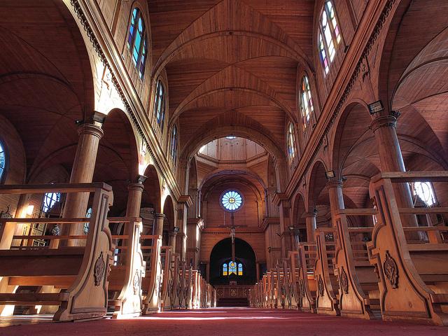 チロエの教会群の画像 p1_7